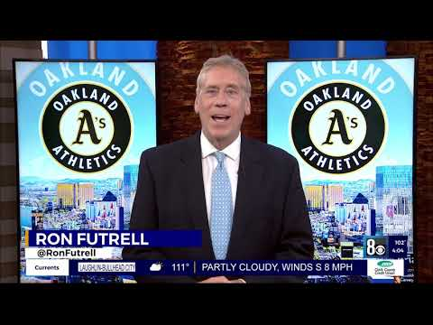 Ron Futrell reports on Oakland A's possible move to Las Vegas – July 20, 2021