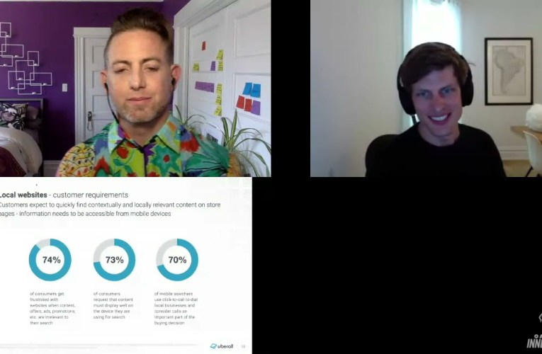 Oakland Innovators – SEO & Email Marketing With Aaron Blumenthal