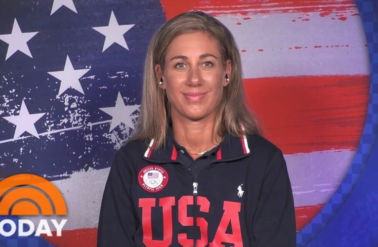 Team USA Athlete: Olympic Village 'Feels Pretty Normal,' After Positive Covid Cases