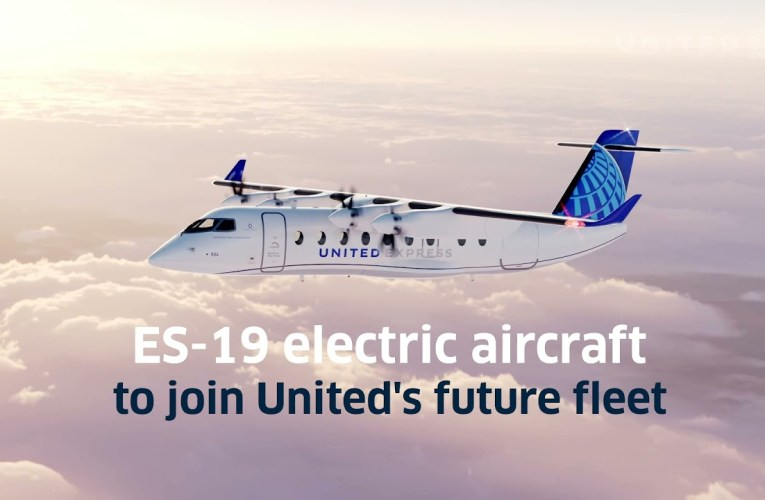 United-Electric aircraft to join our future fleet