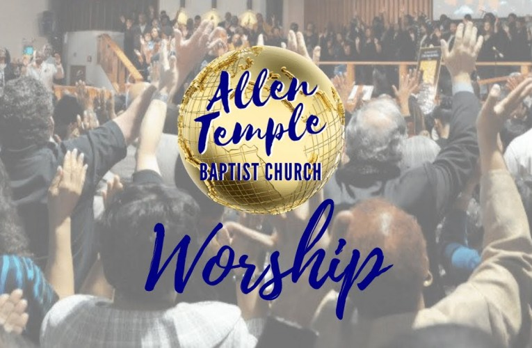 Allen Temple Baptist Church of Oakland August 1, 2021 Worship – Rev Dr Martha Taylor, Brother Michael McCants