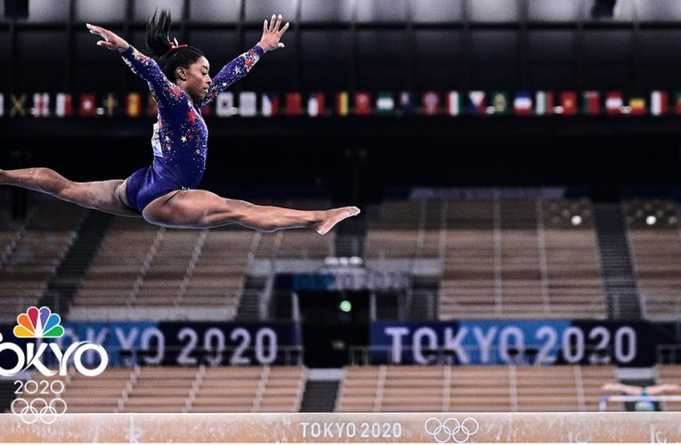 Best of Day 10 at the Tokyo Olympics: Simone Biles will compete in beam final | NBC Sports