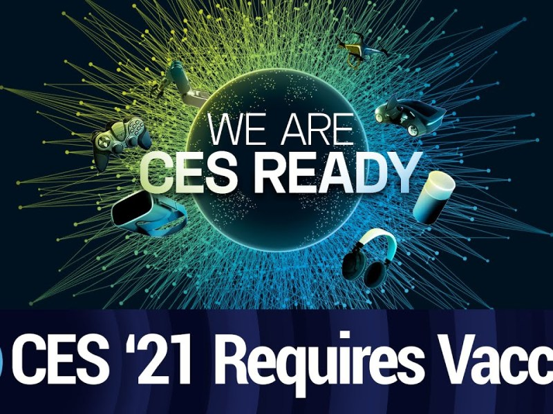 Leo Laporte, Jeff Jarvis, Stacey Higginbotham, Ant Pruitt On CES 2022's Vaccine Requirement