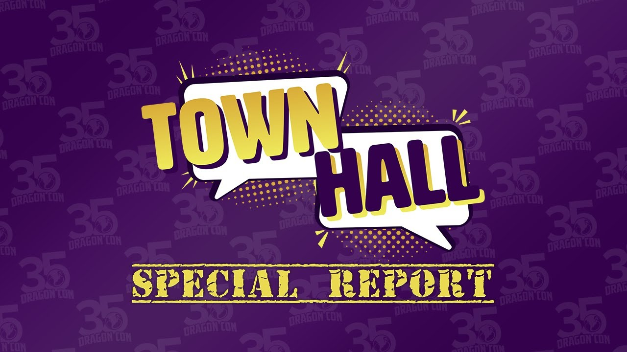 Atlanta Dragon Con 2021 Town Hall — Special Report On COVID-19 And Masks - Blog