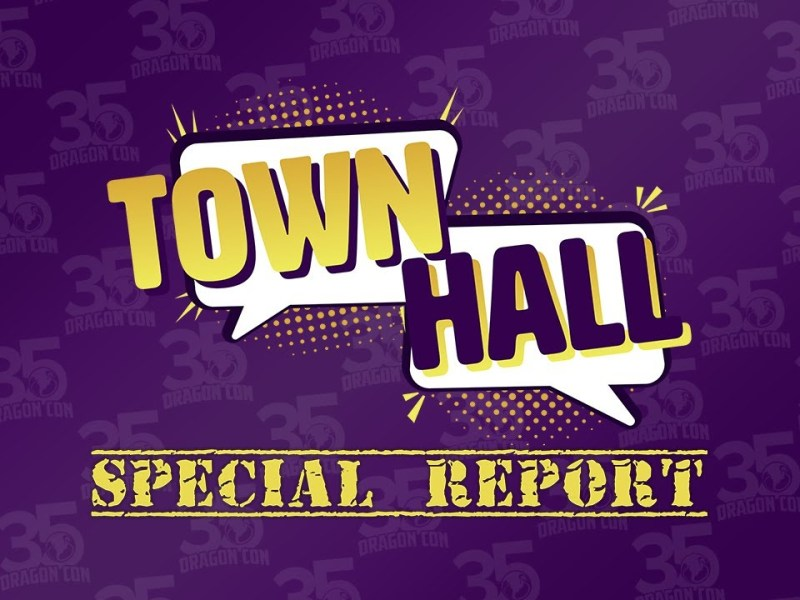Atlanta Dragon Con 2021 Town Hall — Special Report On COVID-19 And Masks
