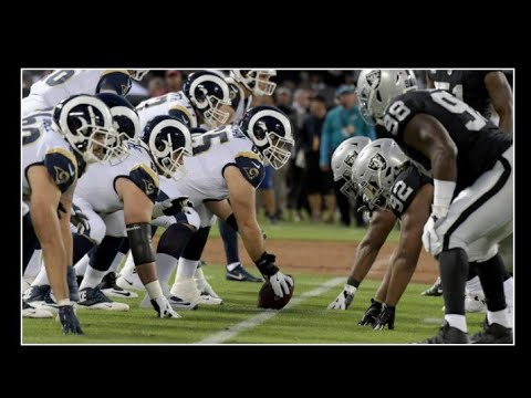 Las Vegas Raiders And LA Rams To Have Practice Scrimmages Against Each other By Eric Pangilinan