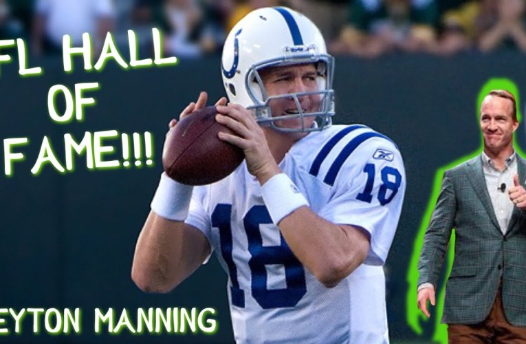 Peyton Manning NFL Hall Of Fame Speech — Pregame ( Fred Minnick Show Clips)