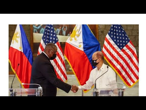 Philippines The US And Philippines Agree To Keep Military Partnership By Eric Pangilinan