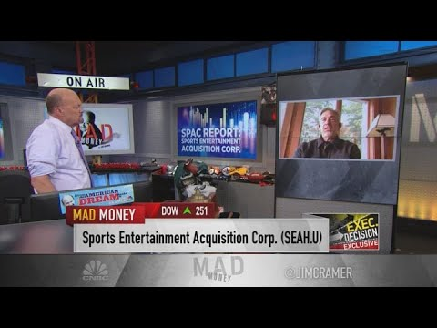 Eric Grubman, Sports Entertainment Acquisition CFO, On Flexibility Provided By SPACs
