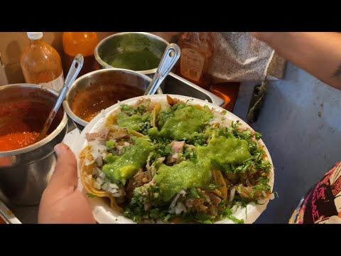 YouTubers Say Oakland's Best Carnita Tacos Are At A Location Near Herbert Guice And 77th Avenue