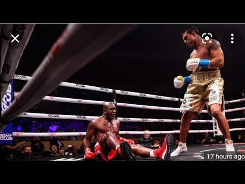 Boxing Exhibition Matches Are Not Good For The Sport Of Boxing By Eric Pangilinan