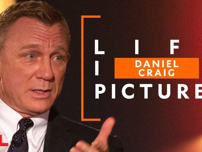 """""""I've got a big mouth!"""" Daniel Craig on his career, James Bond and who should take the role next"""