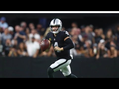 Las Vegas Raiders Espn Named Qb Derek Carr The Most Underappreciated In The Nfl By Eric Pangilinan