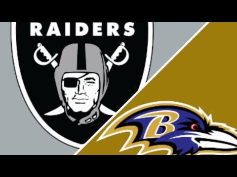 Las Vegas Raiders The Ravens Will Be A Big Challenge For The Raiders Defense By Eric Pangilinan