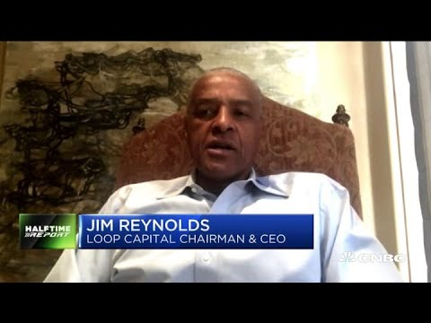 Loop Capital CEO Jim Reynolds Tells CNBC How He's Diversifying His Firm In 2020 Interview