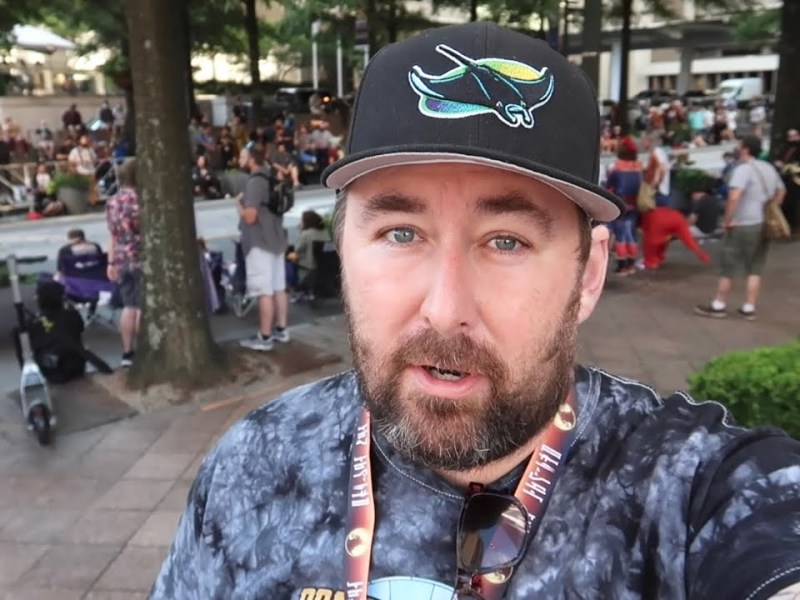 My Final Day at Dragon Con 2021 – Modified Parade Takes Over Downtown / Last Look at Cosplay & MORE