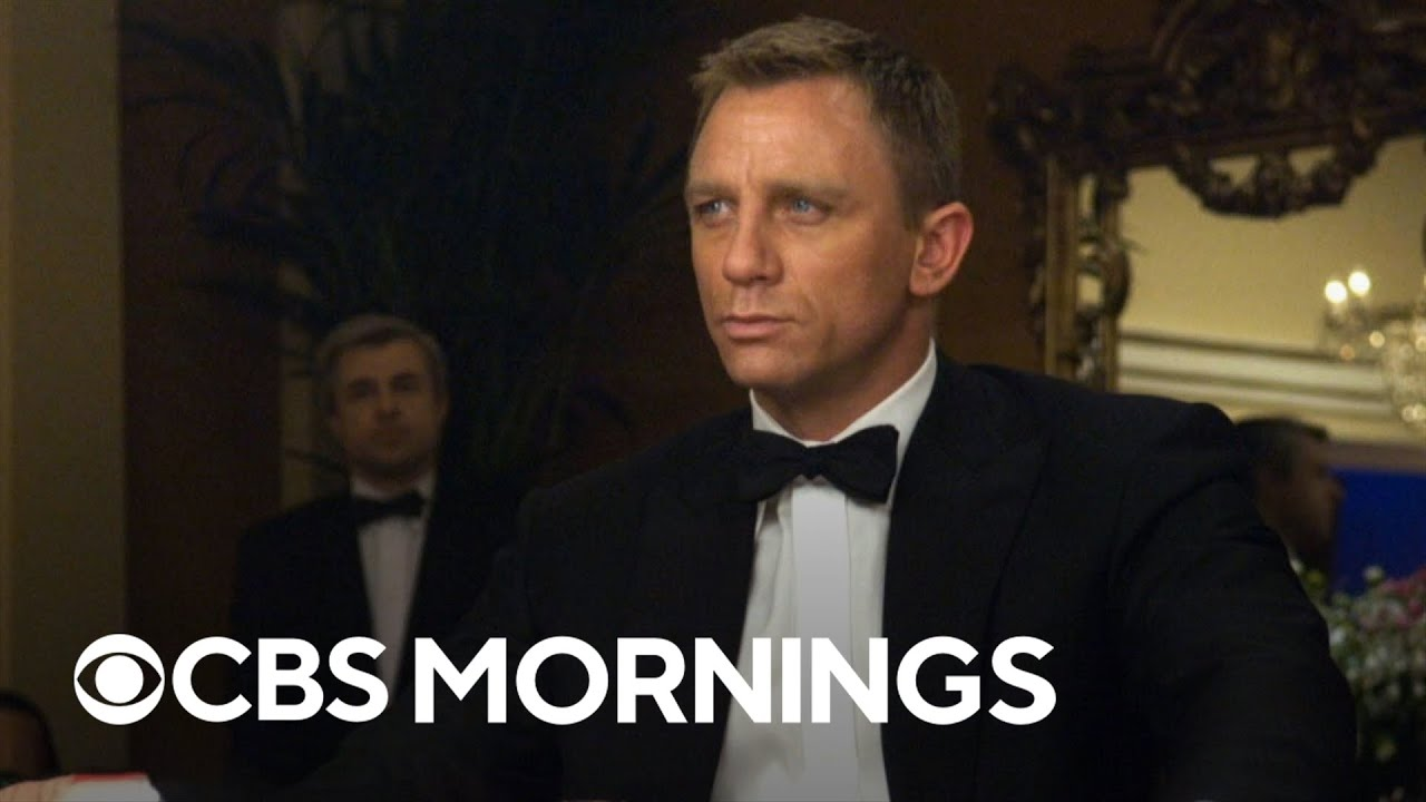"""""""No Time To Die"""": Bond 25 premieres in London, but it's goodbye to Daniel Craig - Blog"""