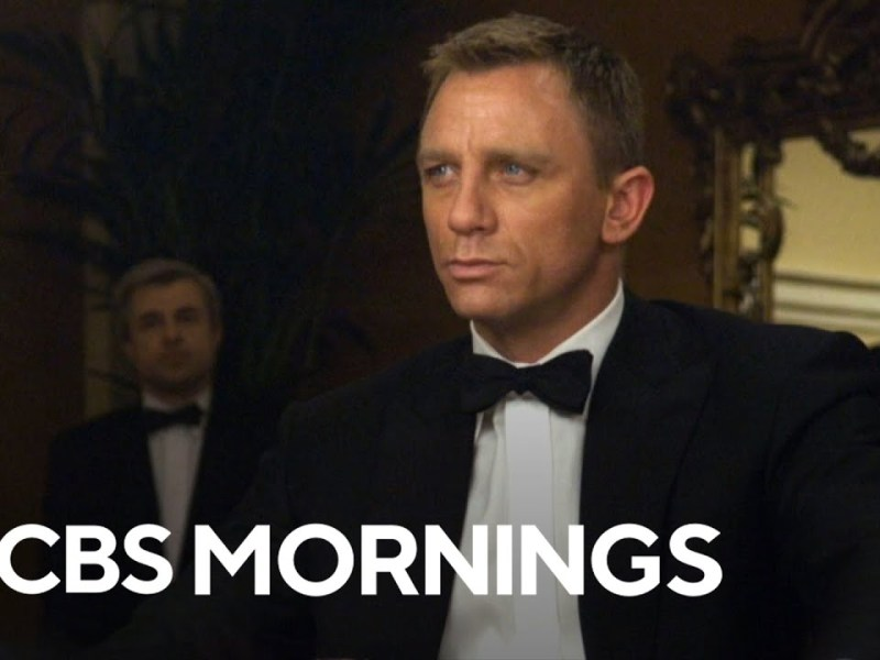 """""""No Time To Die"""": Bond 25 premieres in London, but it's goodbye to Daniel Craig"""