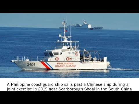 Philippines Continue To Fight China Over The South China Sea By Eric Pangilinan