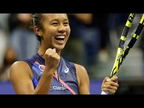 Philippines Young Filipino Tennis Star Lelyah Fernandez Shines At The Us Open By Eric Pangilinan