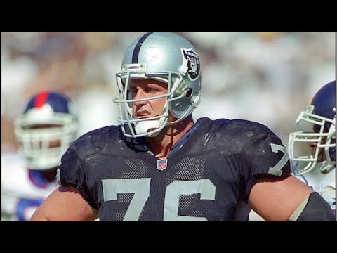 Raiders Steve Wisniewski Nominated For 2022 Pro Football Hall of Fame Class, By: Vinny Lospinuso