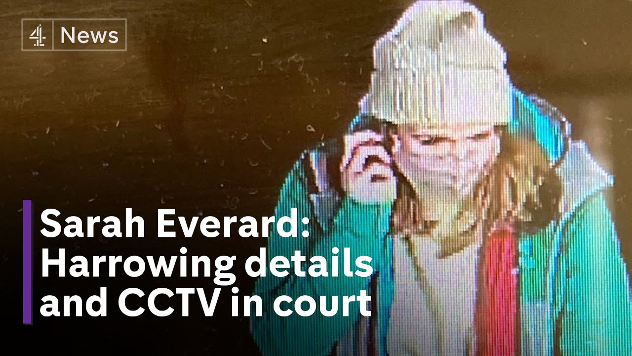 Sarah Everard handcuffed and falsely arrested before she was murdered, court told - Blog