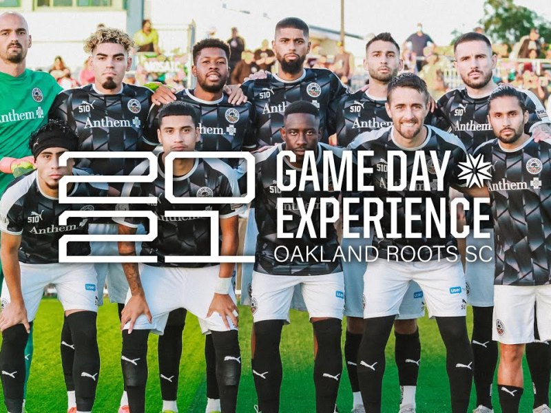 THE MAGIC OF OAKLAND | Oakland Roots vs. San Diego Loyal