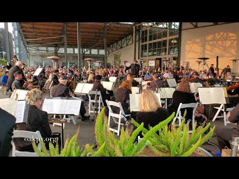The Sounds Of Oakland: Oakland Symphony First Post Covid Performance