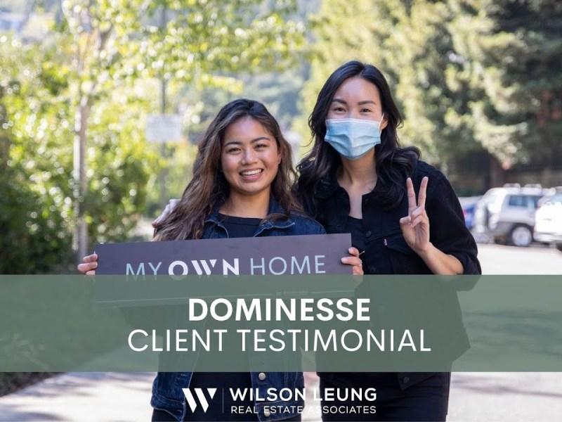 Top Real Estate Team East Bay Oakland   Domineese Welcome to Your New Home!   WLREA Testimonial