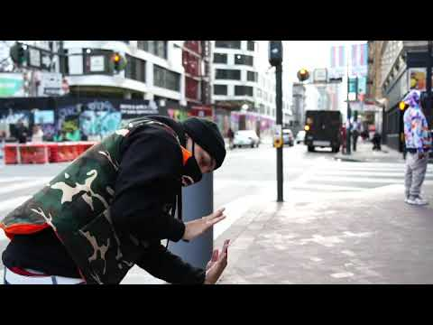 TutGod Stroby Flacko Freestyle in Downtown Oakland