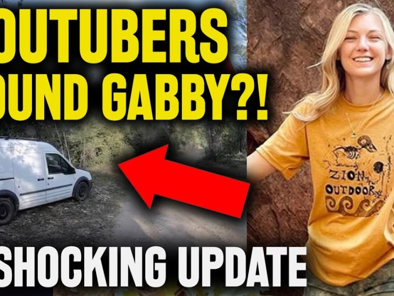UNREAL! YouTubers Found Gabby Petito's Body! Where is Brian Laundrie?