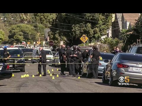 With Double Slaying Sunday, Oakland Marks 102 Homicides So Far in 2021