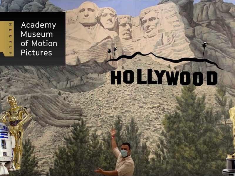 Academy Museum Of Motion Pictures Walk-Through Opening Weekend!