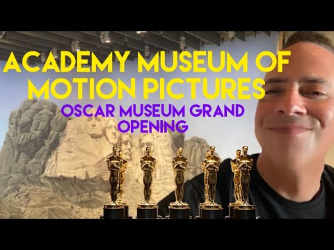 Academy of Motion Pictures Oscar Museum Grand Opening | Exclusive Hollywood First Access Now Open