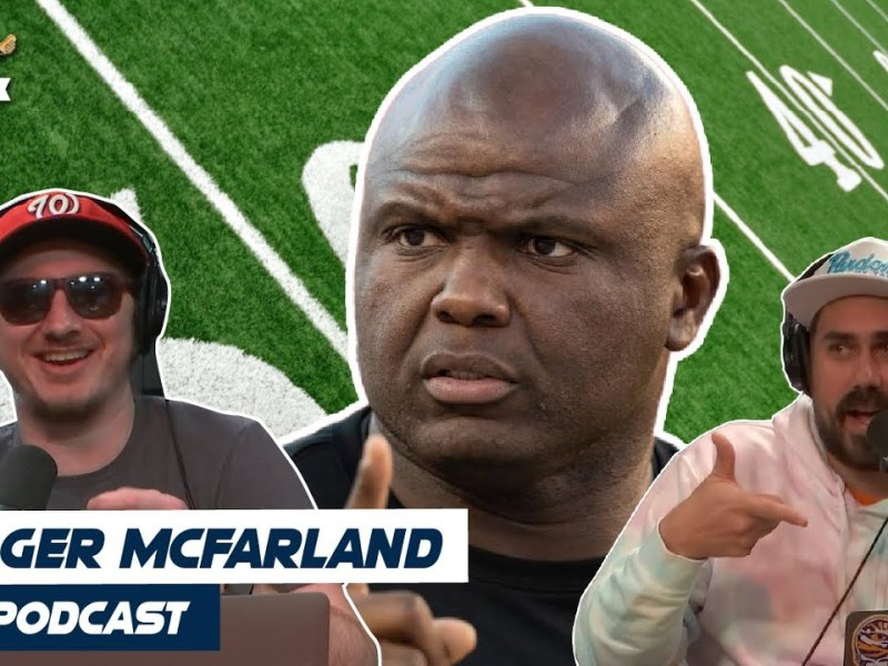 Booger McFarland's Thoughts on Las Vegas Raiders Situation