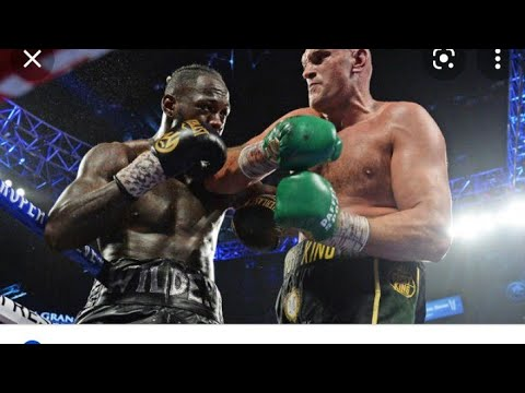 Boxing Tyson Fury Deontay Wilder Trilogy Fight Who Will Win ? By Eric Pangilinan