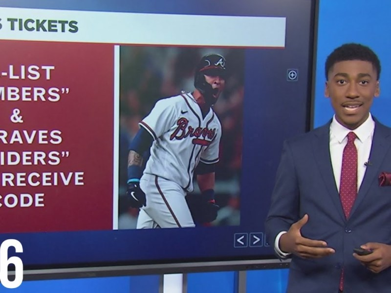 Braves win! Here's how you can get to the World Series