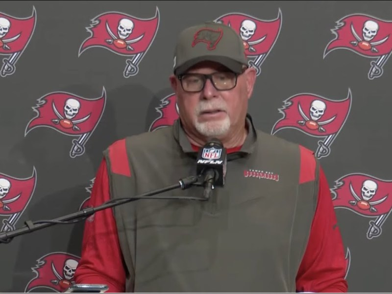 Bruce Arians on Defense Producing Turnovers, Leonard Fournette's Performance   Press Conference