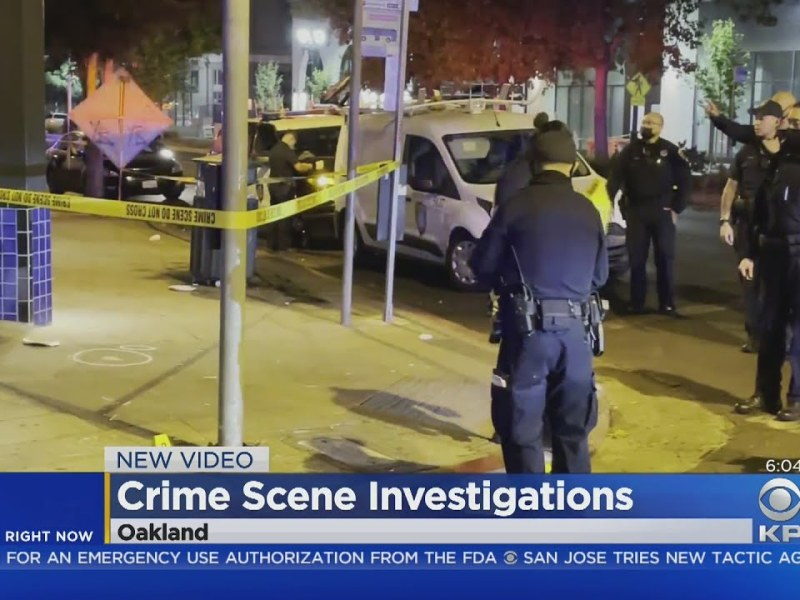 EAST BAY SHOOTINGS: Police in Hayward and Oakland investigate overnight shootings