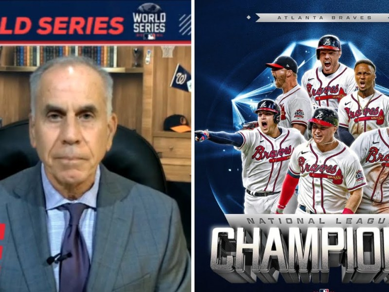 ESPN react to Braves clinch 1st World Series berth since 1999 with 4-2 win over Doddgers in Game 6