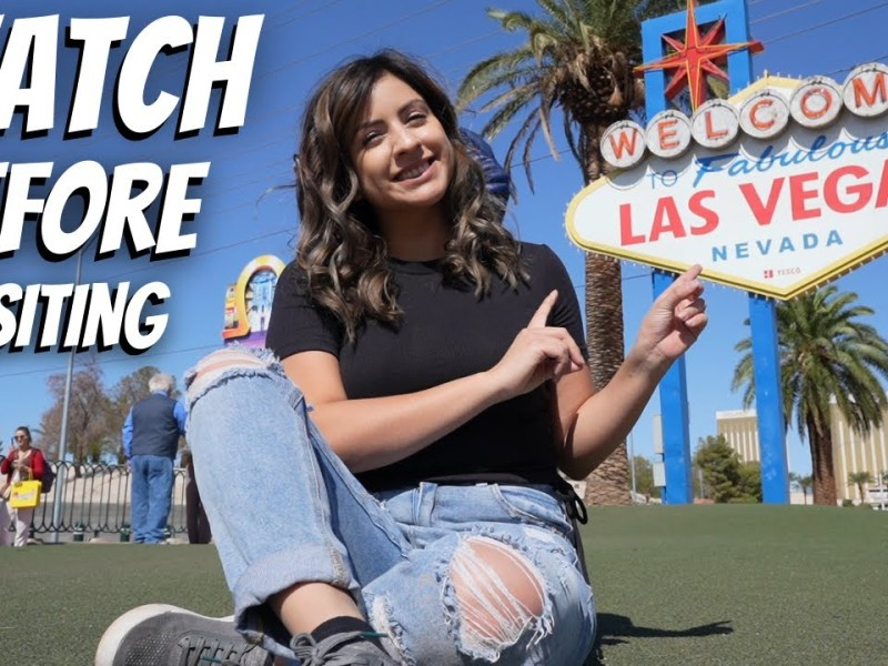 Norma Geli Tells Everything You Need to Know About Visiting Las Vegas