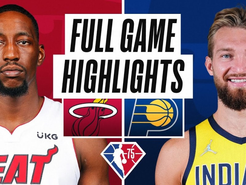 HEAT at PACERS | FULL GAME HIGHLIGHTS | October 23, 2021
