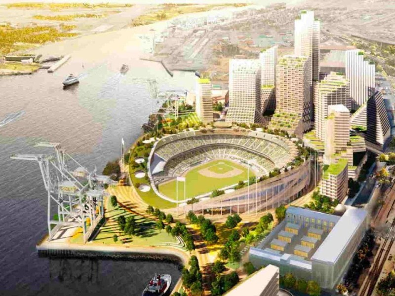 """Howard Terminal Update: Oakland Mayor Libby Schaaf Says """"Sources – Uses"""" Financing Doc Not Done"""