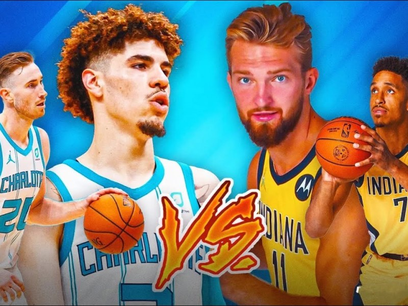 Indiana Pacers VS Charlotte Hornets 10/20/21 Free NBA Picks And Prediction NBA Betting Tips