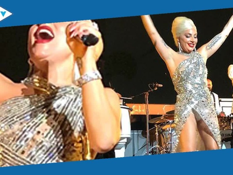 Lady Gaga brings the house down while performing at the Academy Museum Opening Gala in Los Angeles 0