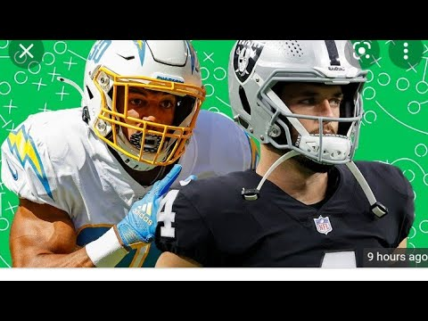 Las Vegas Raiders Another Slow Start For The Raiders Offense By Eric Pangilinan