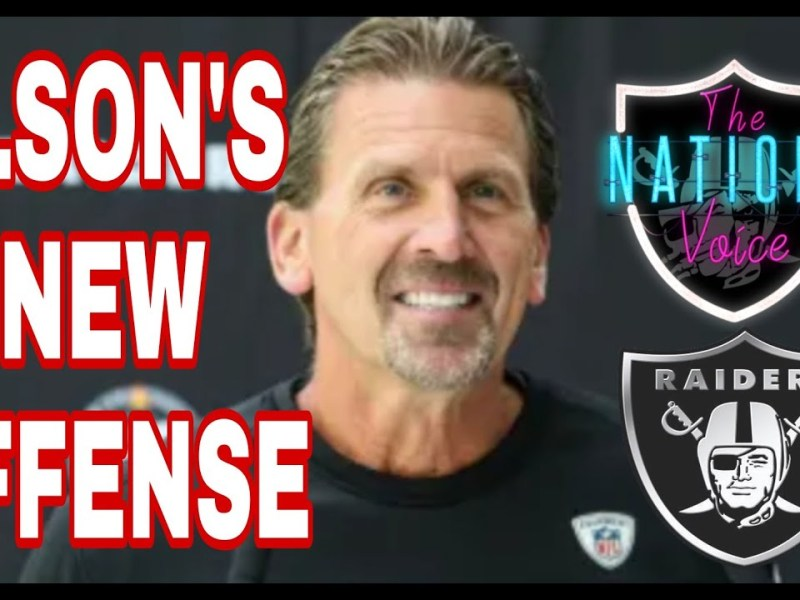 LAS VEGAS RAIDERS!!! WHAT WILL CARR AND OLSEN DO??? I HAVE SOME IDEAS!!!