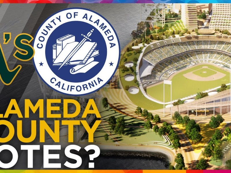 (🔴 live PART 2 at 7:15pm PT) Alameda County possible vote on Howard Terminal Ballpark involvement