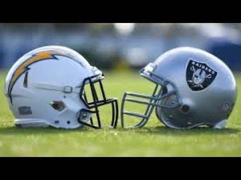 Los Angeles Chargers vs Las Vegas Raiders, will the Raiders go 4-0? Will this be a defensive battle
