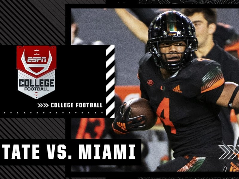 NC State Wolfpack at Miami Hurricanes | Full Game Highlights